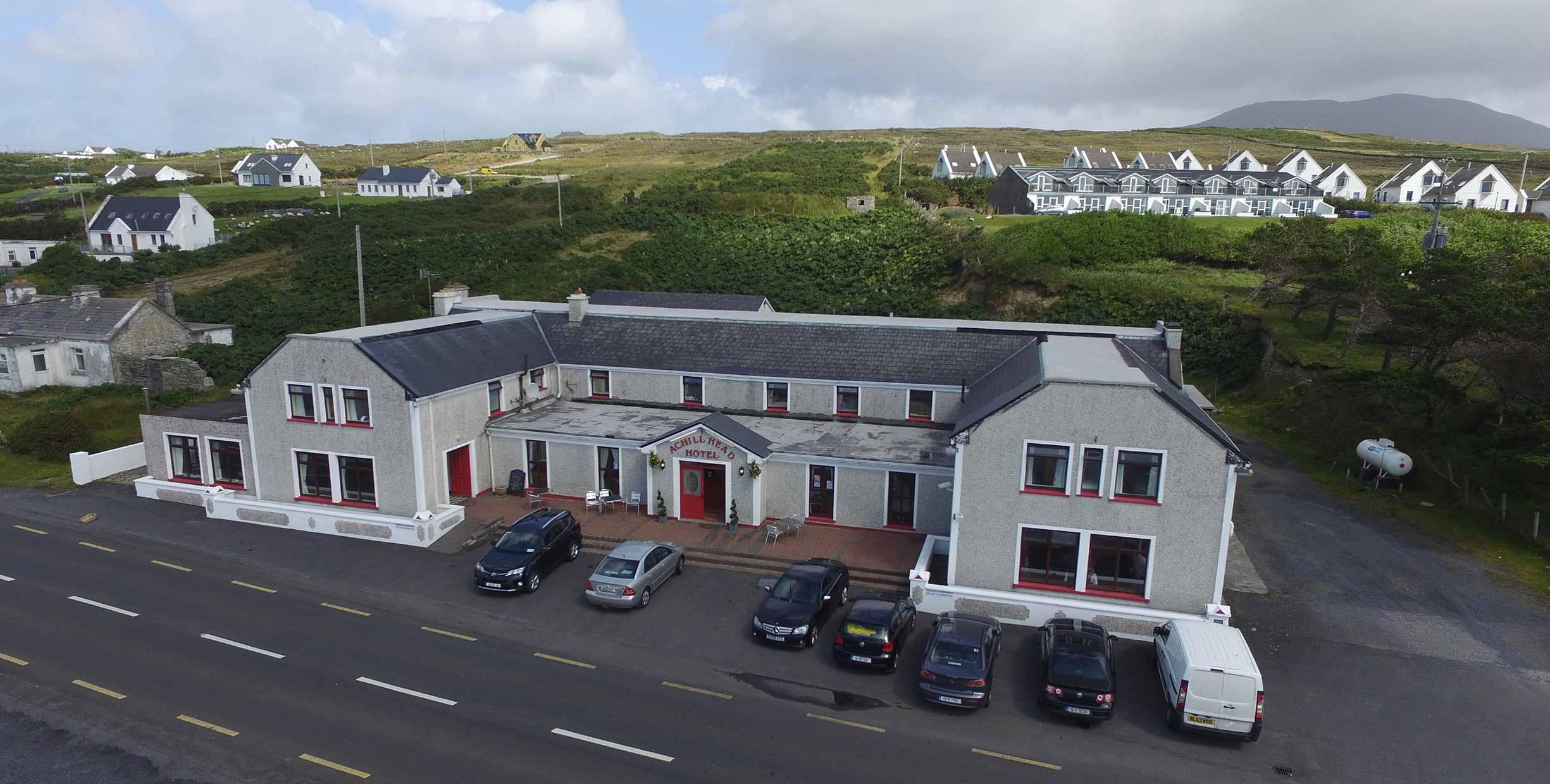 Hotel, Bar and Nightclub, Achill Island